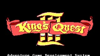King's Quest III - To Heir is Human (Original) - E3 - Spells (Walkthrough with Commentary)