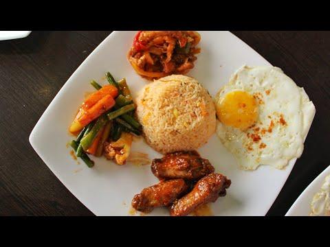 Oregano Restaurant | Set Menu | Dhanmondi Shatmasjid Road | Bangladeshi Food Review