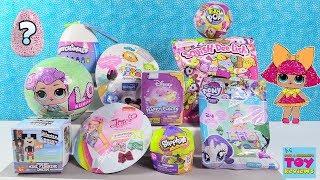 Disney LOL Surprise Pikmi Pops Happy Places Squish Dee-Lish Toy Review | PSToyReviews