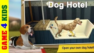 DogHotel Lite - Android Pet game for kids