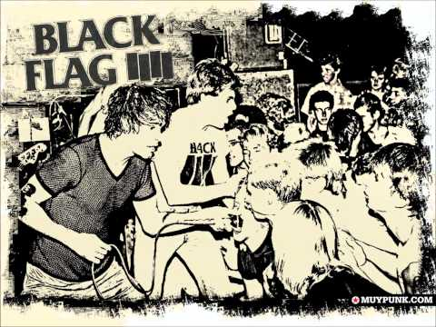 Black Flag - Drinking And Driving