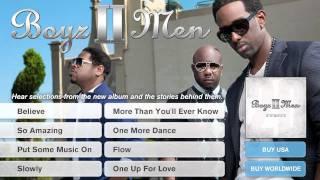 Watch Boyz II Men One Up For Love video