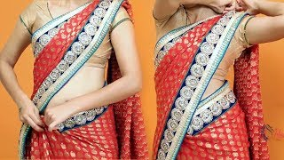 The Art of Wearing a Saree | Effortless Saree Draping Tutorials