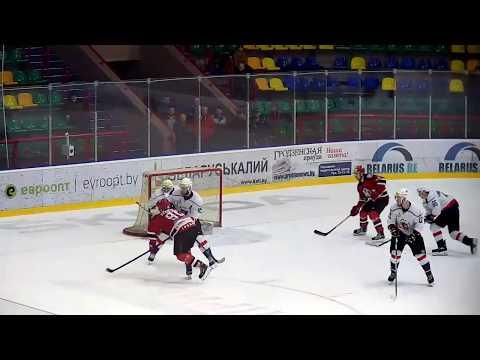 2018 12 22 Неман - Лида 2 - 1 от голы