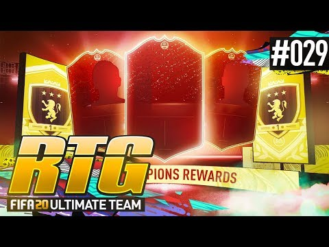 FUT CHAMPS REWARDS! - #FIFA20 Road to Glory! #29 Ultimate Team
