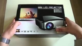 Download Projecteur chinois à 65 euros : Cheerlux C6 3Gp Mp4