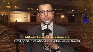 Palmarès du Droit 2021 - Lusis Avocats - Droit social Relations individuelles du travail