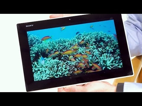 ANNOUNCEMENT: New Xperia Z2 Tablet by Sony
