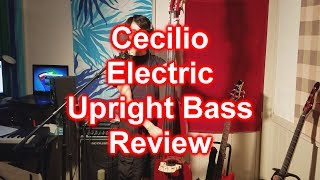Gear Review - Cecilio Electric Upright Bass