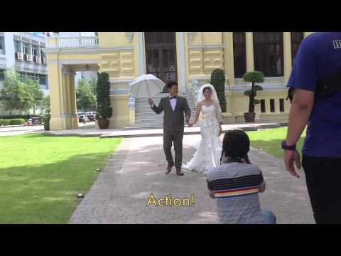 Ploenchit House – Behind The Scene (Pre-Wedding)