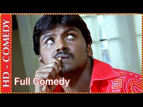 Muni | Comedy Scenes | Lawrence | Vedhicka | Rajkiran