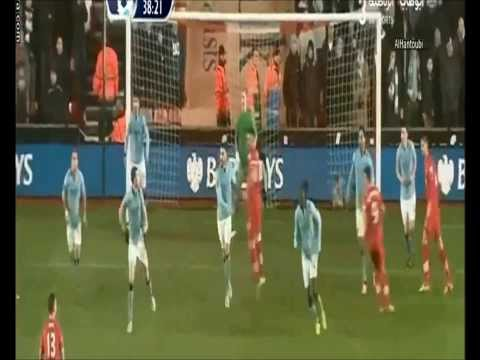 Southhampton Vs Manchester City 3-1 2013 HD JOE HART FAIL!
