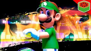 THIS GAME IS BAD FOR YOUR HEALTH | Mario Tennis Aces
