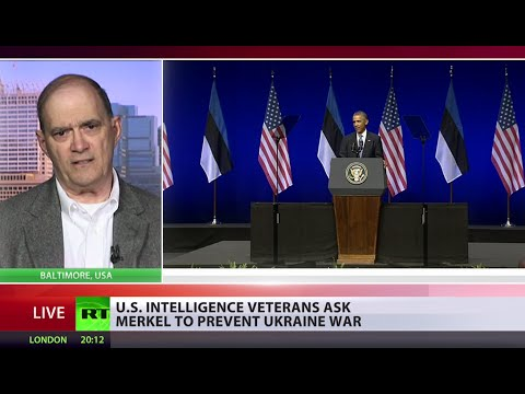 'No more Iraq' US intel veterans ask Merkel to prevent Ukraine war, rely on facts
