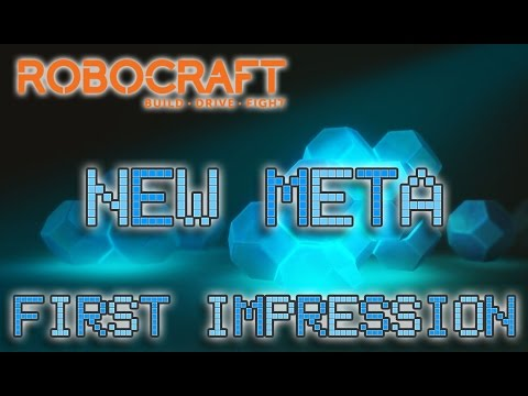 Robocraft New Meta First Impressions
