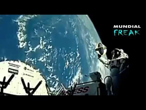 Ovnis filmados desde la Estacion Espacial Internacional