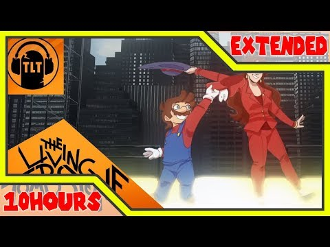 【10 HOUR】 The Living Tombstone - Jump Up, Super Star! Remix- Super Mario Odyssey #1