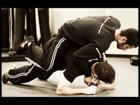 Krav Maga Training - Gun to the Back of Head on Ground w/ AJ Draven - Ep. 33 Image 1