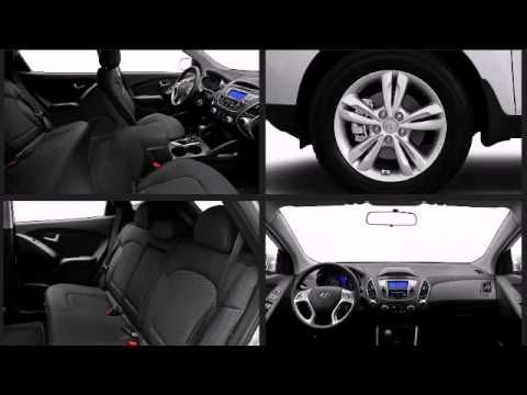 2012 Hyundai Tucson Video