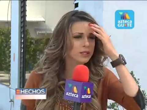 Asesinato durante grabación de Azteca Hits, Brenda Hughes cuenta su testimonio.