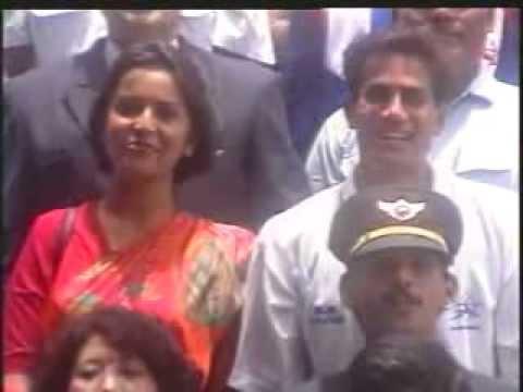 THE AIR INDIA ANTHEM: Hum Hai Air Indian!!!