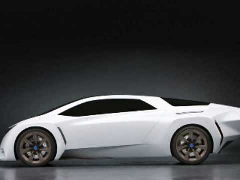 Honda's Hydrogen Powered Sports Car