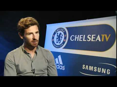Chelsea FC - Exclusive interview with Andre Villas-Boas