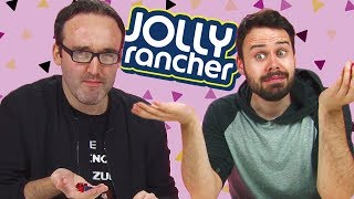 Irish People Taste Test Jolly Ranchers For The First Time