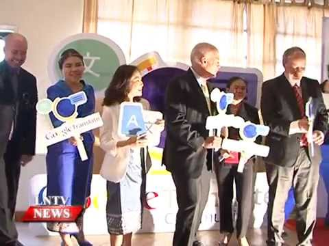 Lao NEWS on LNTV: Google Asia Pacific organizes a series of 'Love Your Language.16/9/2015