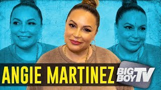 Angie Martinez The Secret to Her Success, Page Six, Tekashi 6ix9ine & More!