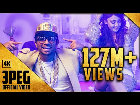 3PEG - Kannada Party Song| Kannada Rapper Chandan Shetty | Aindrita Ray| ft.Vijeth (4K)