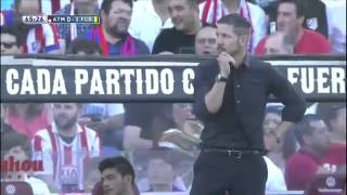Atletico Madrid Vs Barcelona 0 1   Lionel Messi Goal   May 17 2015   High Quality