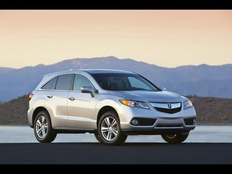 2013 Acura RDX Preview