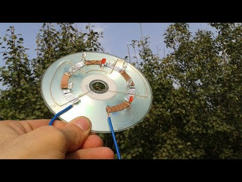 How To Make A Free Energy Solar Cell