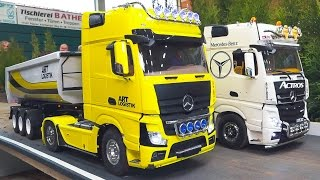 RC MODEL TRUCK PARADE!! VOL.3*RC Scania*RC IVECO*RC MB ACTROS*RC US TRUCKS*RC MAN