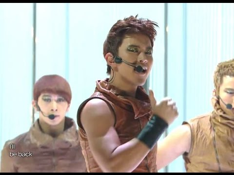 2PM - I'll Be Back, ,   , Music Core 20101023