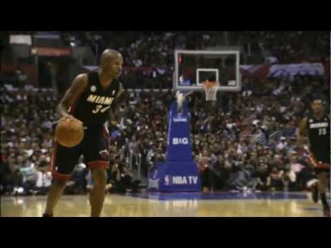 Ray Allen 3 Point King of NBA