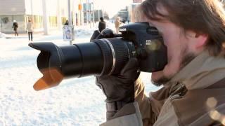 Point TV 49 - Tamron 18-270 mm F3,5-6,3 PZD suumobjektiiv