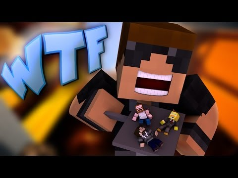 Eating Friends?! (Minecraft WTF) #53