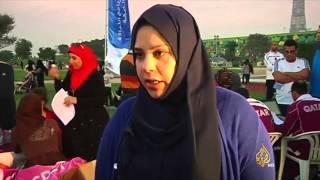 """""""قطر نشيطة"""" حملة لتشجيع الاهتمام بالصحة بقطر"""