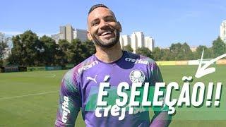 WEVERTON É CONVOCADO PARA A SELEÇÃO BRASILEIRA