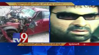 Ravi Teja's brother Bharath killed in road accident