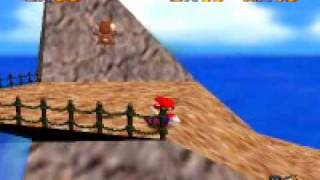 Super Mario 64 - Mystery Of The Monkey Cage