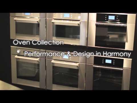 De Dietrich 2012 Pearl Collection Product Launch