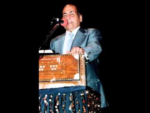 Aawaz Deke Hamein Tum Bulao--------tribute to mohd rafi by hashim...