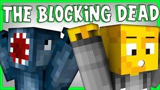 Minecraft - The Blocking Dead - 100+ KILLS! W/AshDubh!