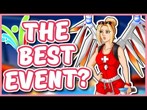 Overwatch - THE BEST EVENT TO COME! (Mercy and Junkrat Skins!)