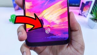 How To Make In-display Fingerprint Scanner Faster On Samsung Galaxy A50