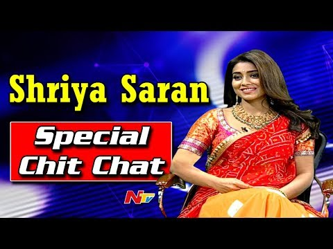 Special Chit Chat with Heroine Shriya Saran || Paisa Vasool Movie || NTV