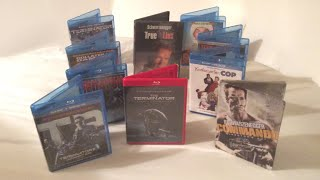 Top 10 Arnold Schwarzenegger Movies - Blu Ray Discussion Review